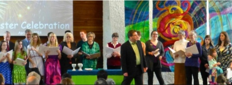 Easter Celebration Cadboro Bay United Church